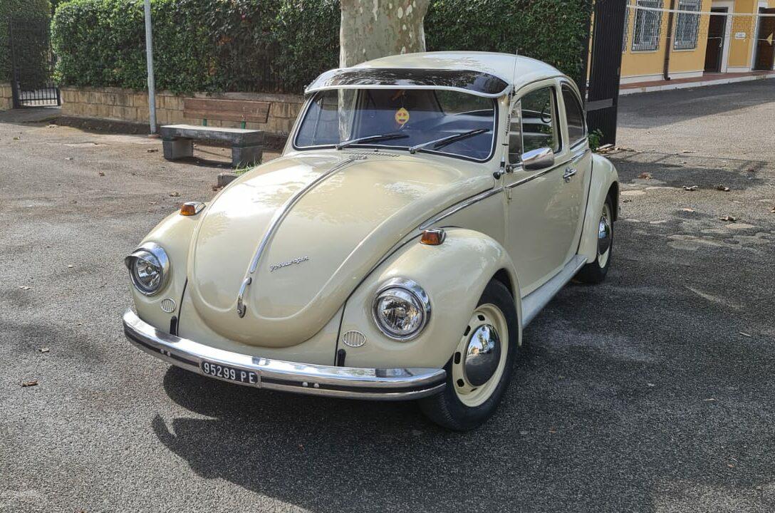 Oldtimer Herbie