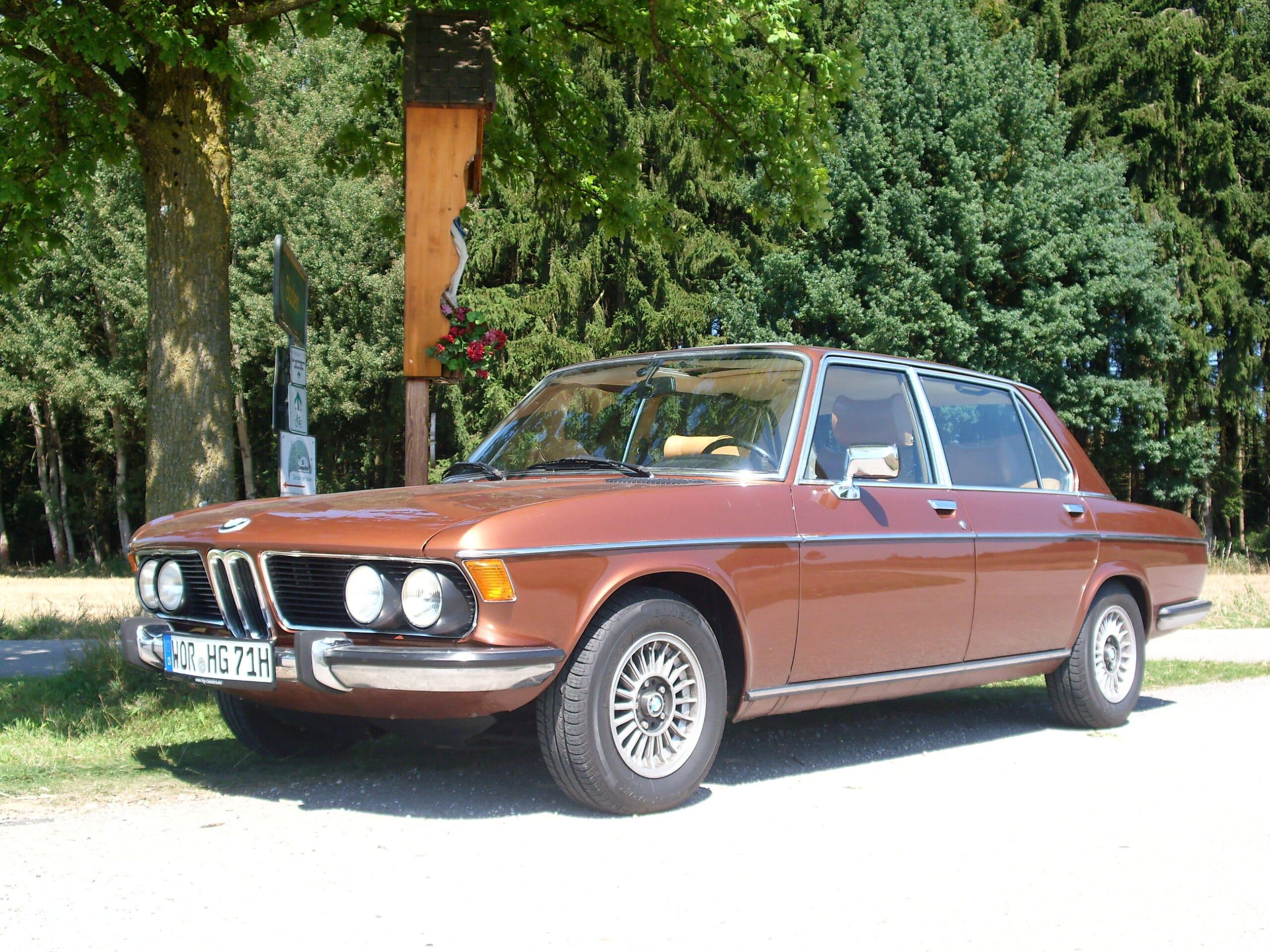 BMW E 3 2900 Xaver