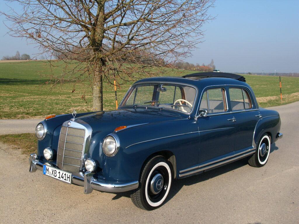 Mercedes-Benz Oldtimer Alfred