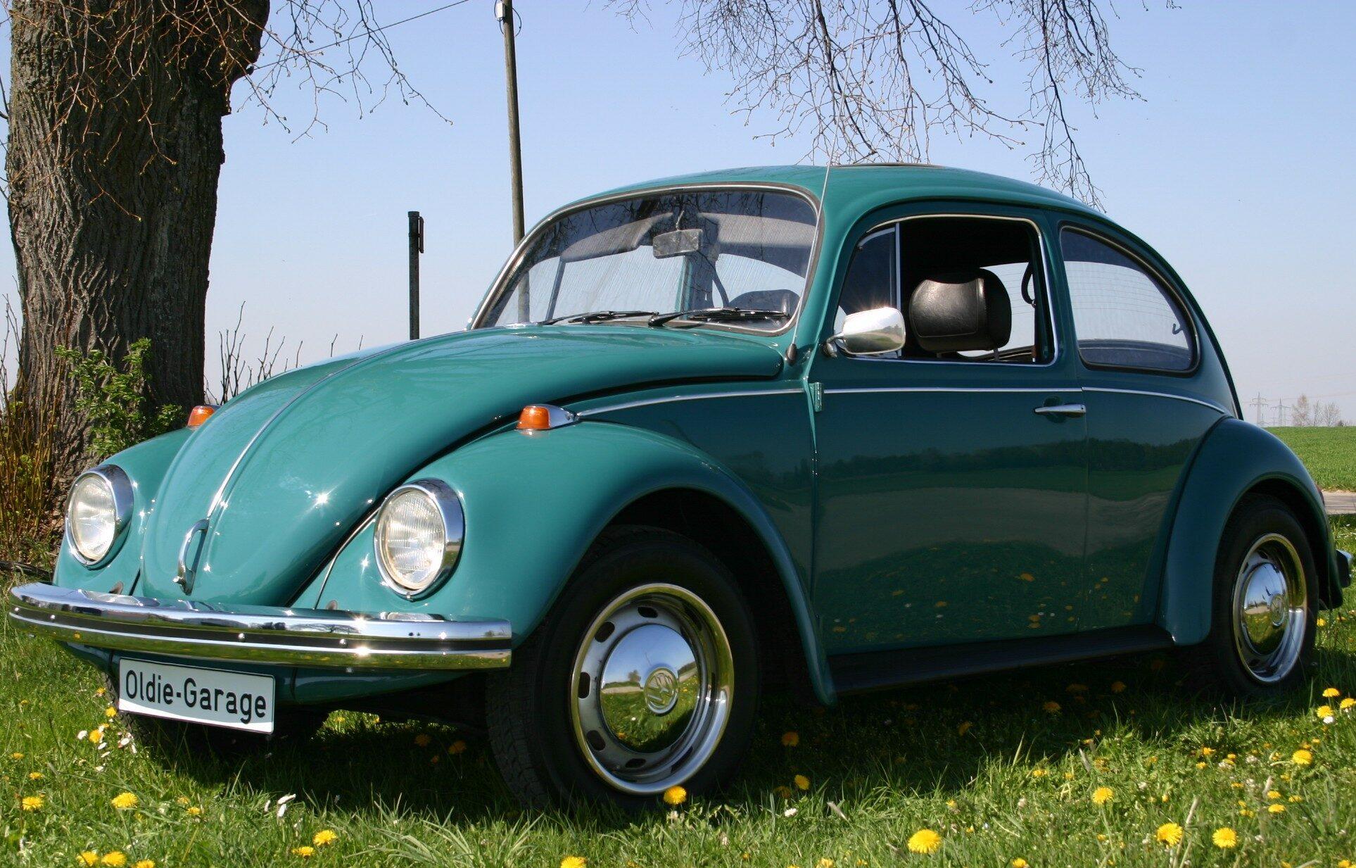 Oldtimer mieten VW Kaefer 8 Kurt