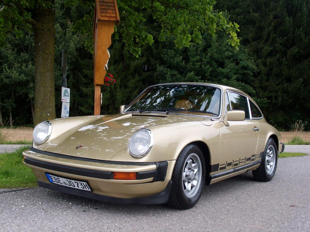 Porsche 911 Oldtimer Butzi