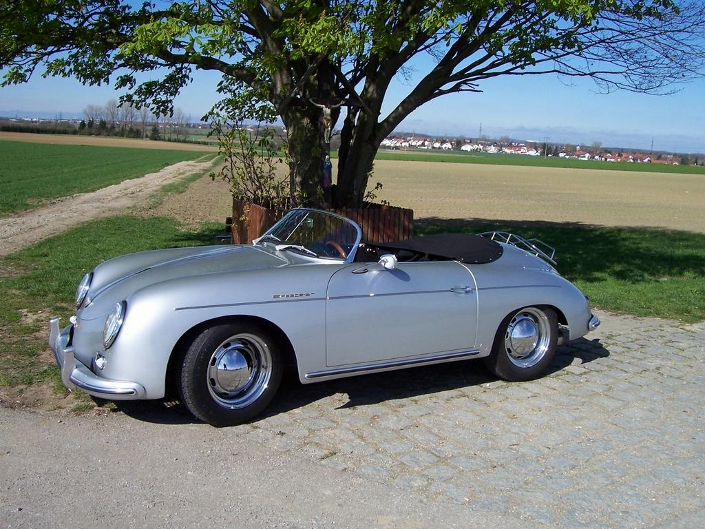 Porsche Speedster Jimmy
