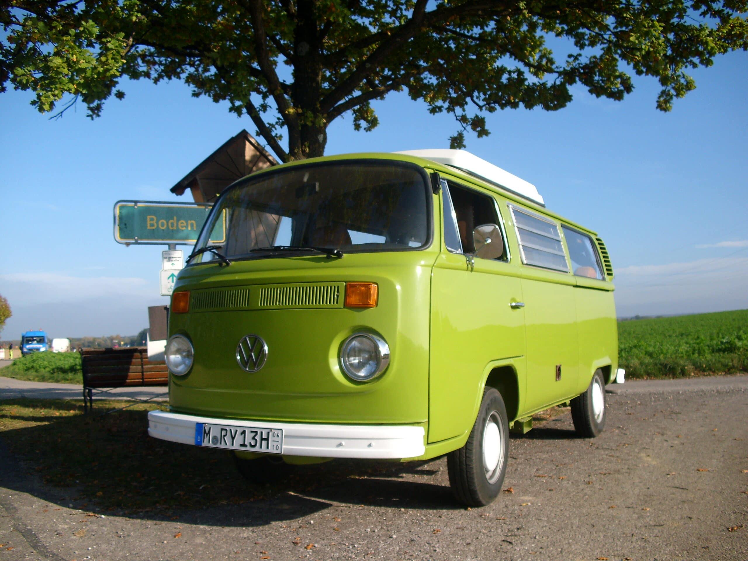 VW Bus T2b Westfalia Kaspar